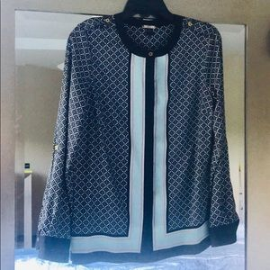 Business attire - great for the office blouse!